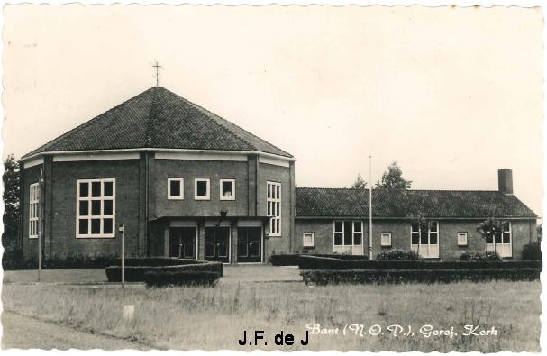 Bant - Gereformeerde Kerk