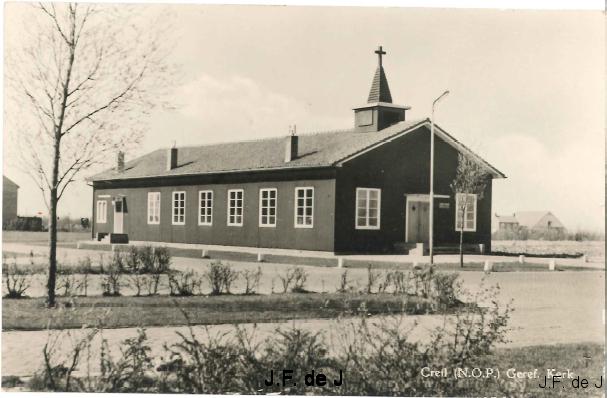 Creil - Gereformeerde Kerk