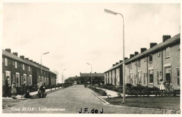 Creil - Lothariusstraat
