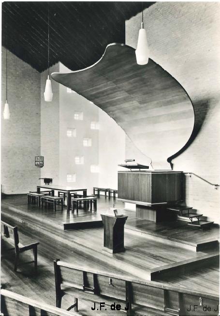 Creil - NH Kerk binnen