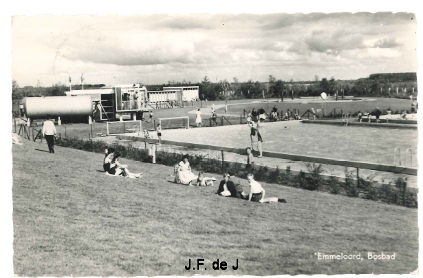 Emmeloord - Bosbad