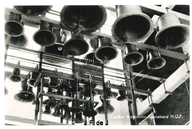 Emmeloord - Carillon Watertoren