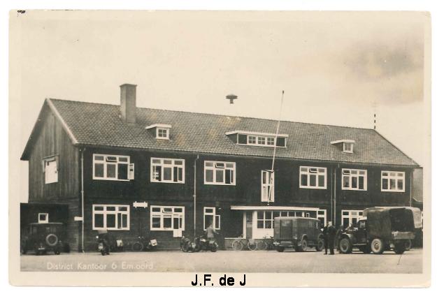 Emmeloord - Districtskantoor 6