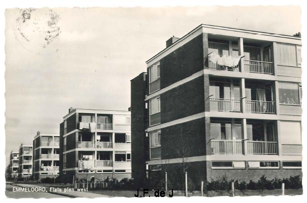 Emmeloord - Flats Emmeloord West2