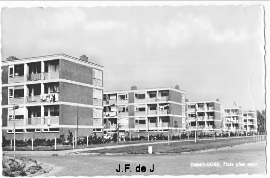 Emmeloord - Flats Emmeloord West3