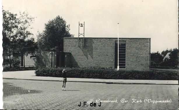 Emmeloord - Ger Kerk Vrijgemaakt