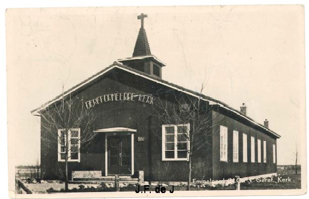 Emmeloord - Ger Kerk3