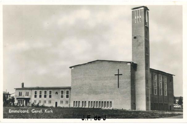 Emmeloord - Ger Kerk4