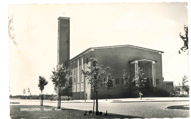 Emmeloord - Ger Kerk7