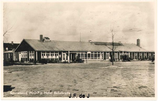 Emmeloord - Hotel Bekebrede