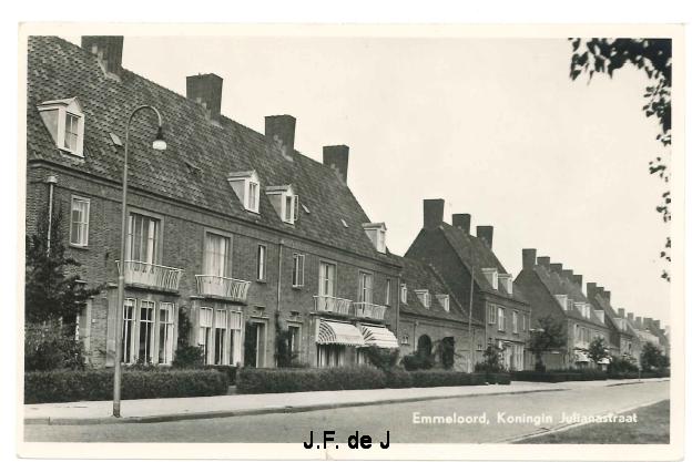 Emmeloord - Koningin Julianastraat3