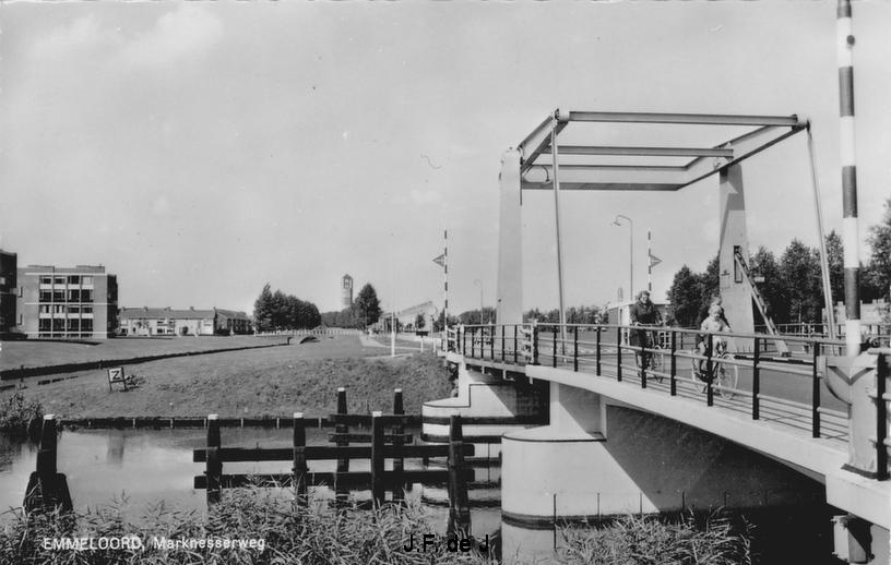 Emmeloord - Marknesserweg