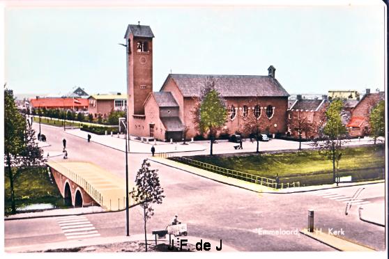 Emmeloord - NH Kerk