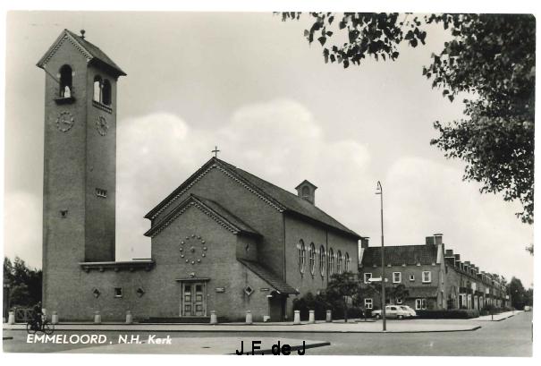 Emmeloord - NH Kerk10