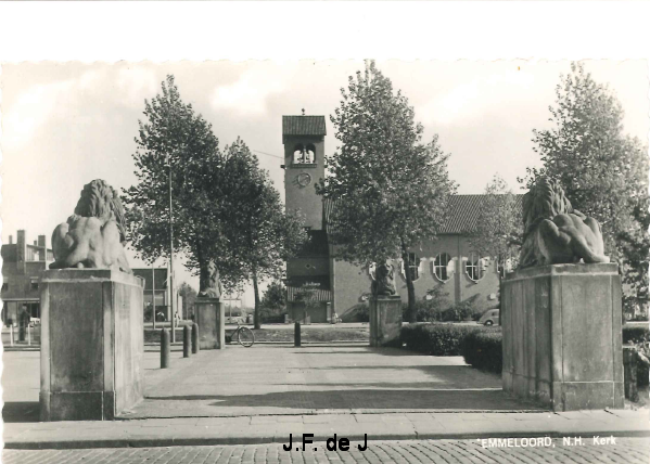 Emmeloord - NH Kerk13