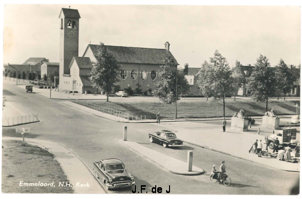 Emmeloord - NH Kerk14