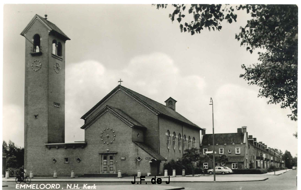 Emmeloord - NH Kerk16