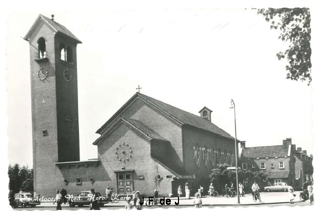Emmeloord - NH Kerk3