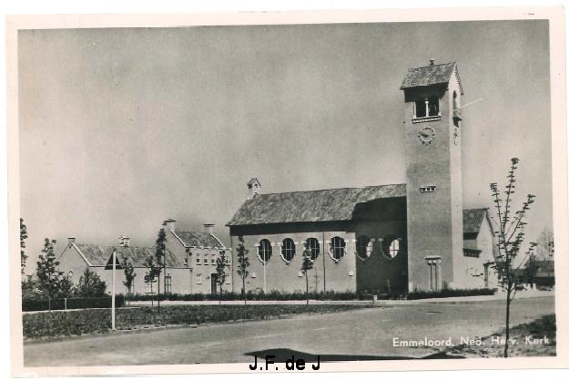 Emmeloord - NH Kerk4