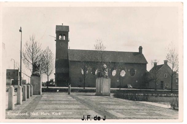 Emmeloord - NH Kerk5
