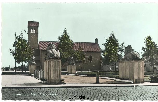 Emmeloord - NH Kerk7