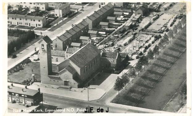 Emmeloord - NH Kerk8
