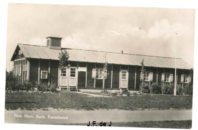 Emmeloord - NH Kerk9