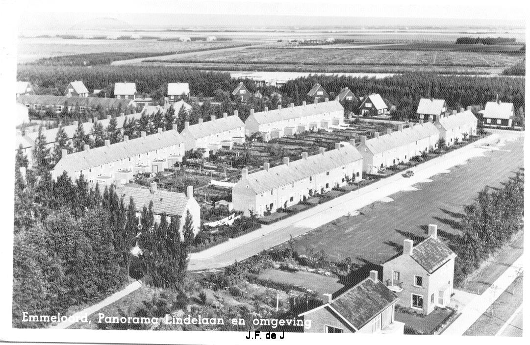 Emmeloord - Panorama Lindelaan