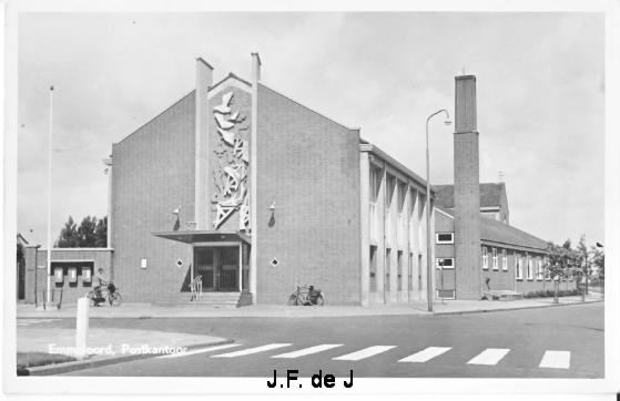 Emmeloord - Postkantoor2