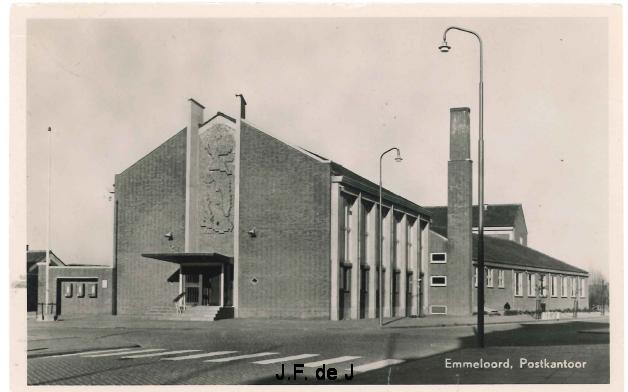 Emmeloord - Postkantoor3