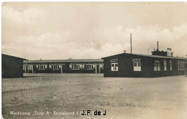 Emmeloord - Werkkamp Dorp A