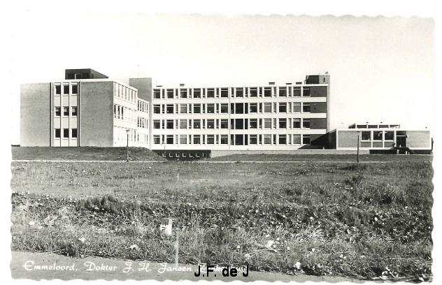 Emmeloord - dr Jansen Ziekenhuis