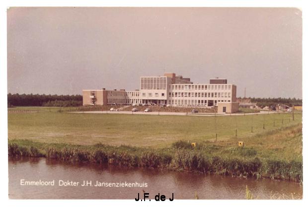 Emmeloord - dr Jansen Ziekenhuis2