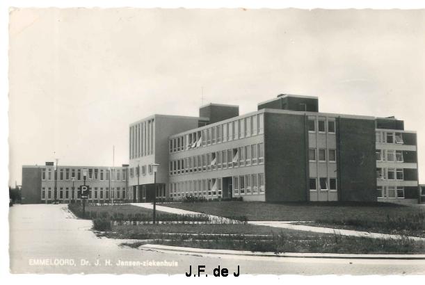 Emmeloord - dr Jansen Ziekenhuis3