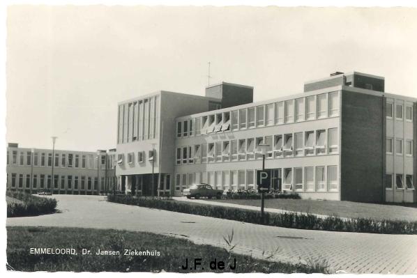 Emmeloord - dr Jansen Ziekenhuis5