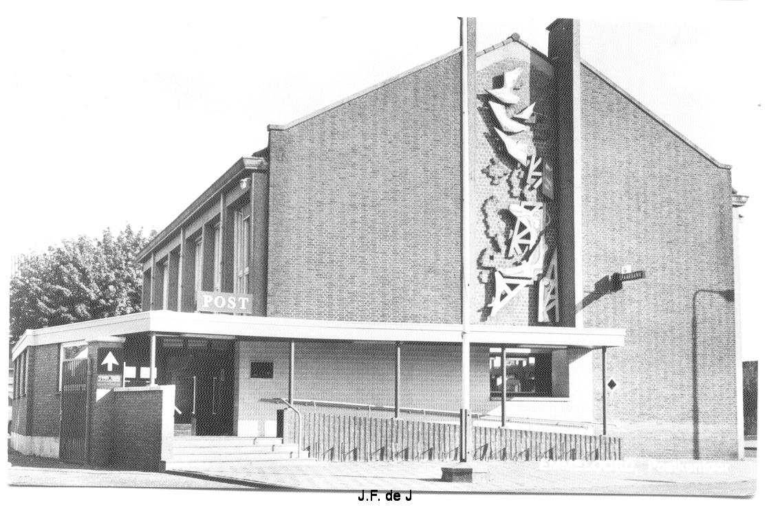 Emmeloord - Postkantoor