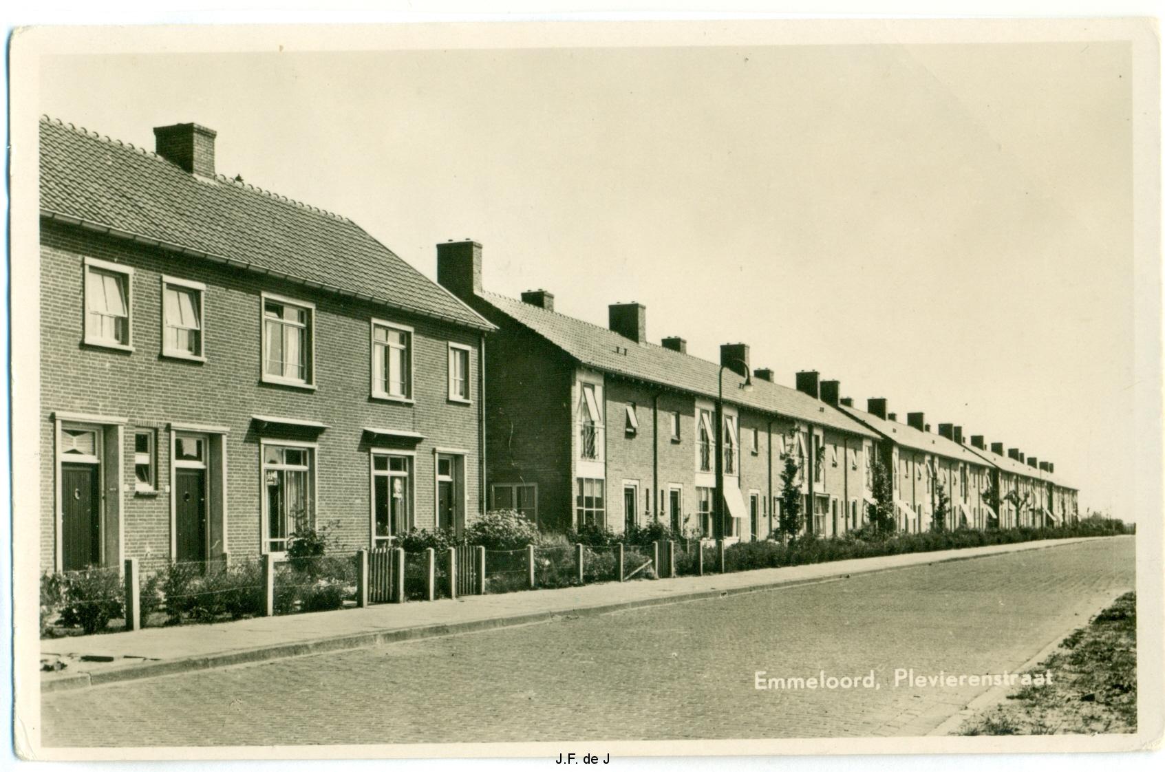 Plevierenstraat Emmeloord
