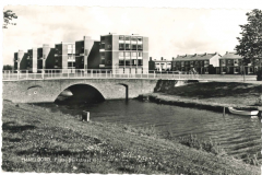 Emmeloord - Burkstraat Flats