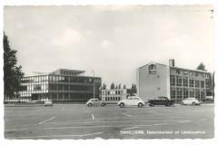 Emmeloord - Domeinkantoor en Landbouwhuis
