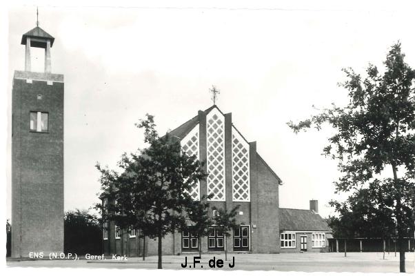 Ens - Geref Kerk2