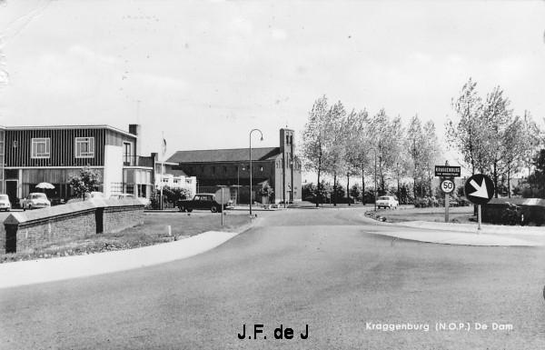 Kraggenburg - Dam2