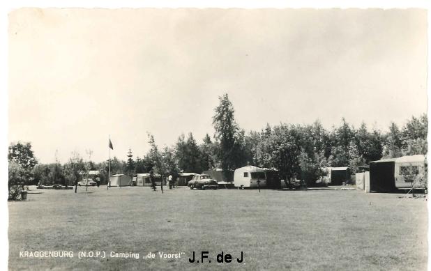 Kraggenburg - De Voorst - Camping11
