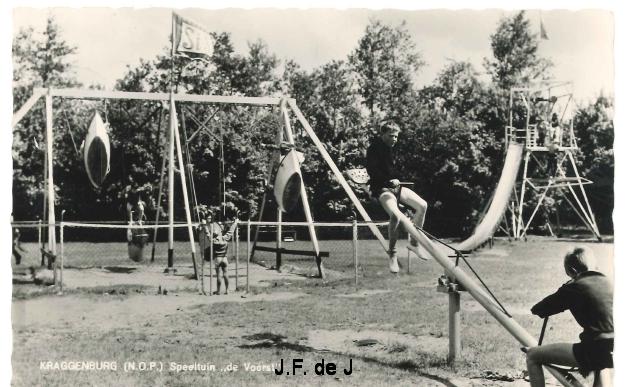 Kraggenburg - De Voorst - Speeltuin3