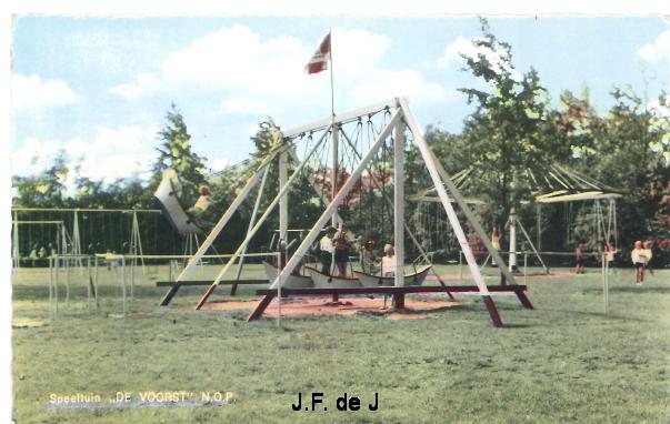Kraggenburg - De Voorst - Speeltuin4
