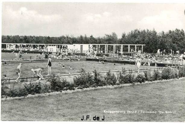 Kraggenburg - De Voorst - Zwembad