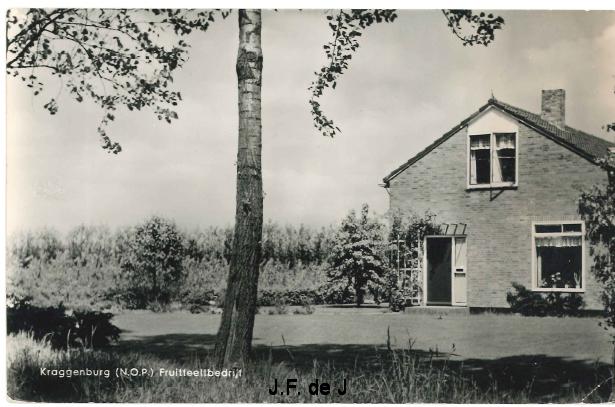 Kraggenburg - Fruitteeltbedrijf