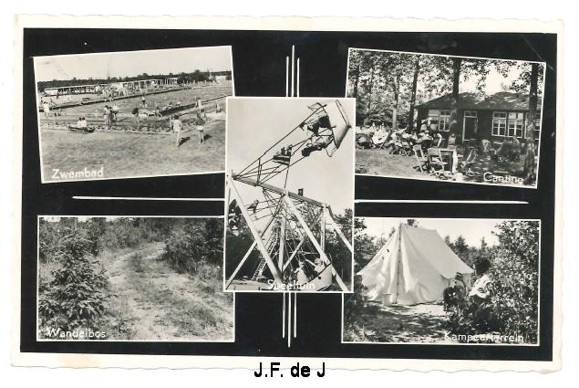 Kraggenburg - Groeten uit Camping De Voorst2