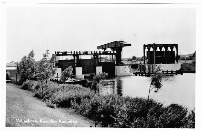 Kraggenburg - Kadoelen - Keersluis