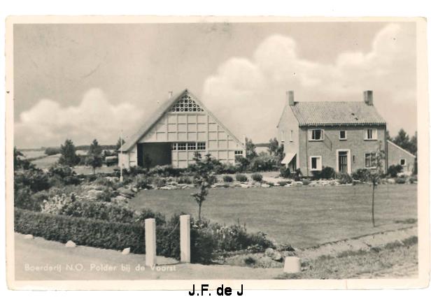 Kraggenburg - Leemringweg Boerderij