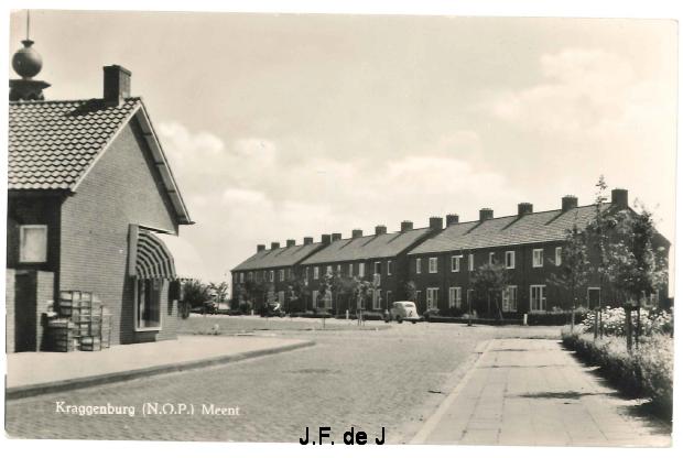 Kraggenburg - Meent